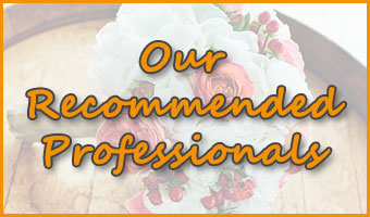 California Recommended Wedding Professionals